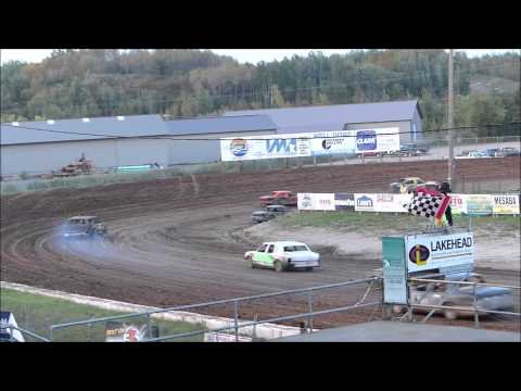 Hibbing Raceway ENDURO-End of Part 2 of 3-September 15, 2015