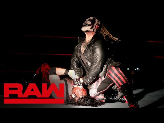The Fiend confronts Demon Kane in main event shocker: Raw, Sept. 16, 2019