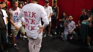 Concrete All Stars 12 Year Anniversary |Seize vs Tung Fu| Cypher Battle