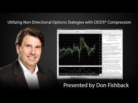 Utilizing Non Directional Option Strategies With ODDS Compression