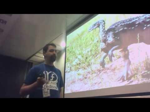 Flock 2016 - State of Fedora 2016 Keynote, Matthew Miller