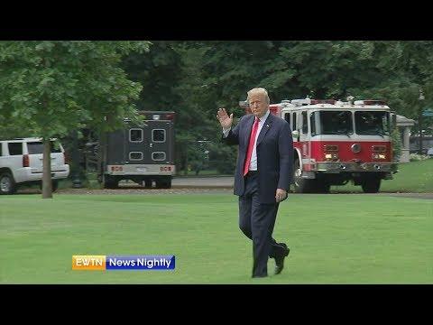 President Trump Suggests Ending the Russia Probe - ENN 2018-08-01