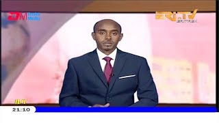 ERi-TV, Eritrea - Tigrinya Evening News for October 21, 2019