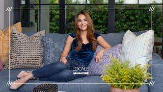 LOCALE Magazine Cover Featuring Rosanna Pansino