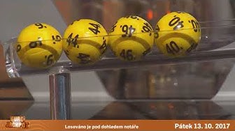 Eurojackpot - 14.10. 2017