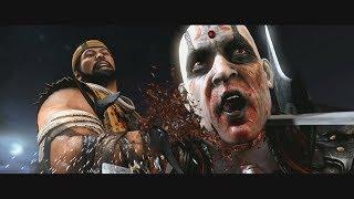 Mortal Kombat X - Story - Chapter 9 Cutscenes