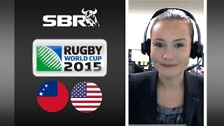 Samoa vs USA 20/09/15 | Rugby World Cup 2015 Betting