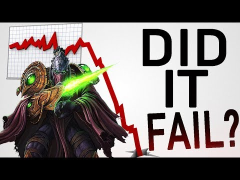 What Really Happened To Starcraft?