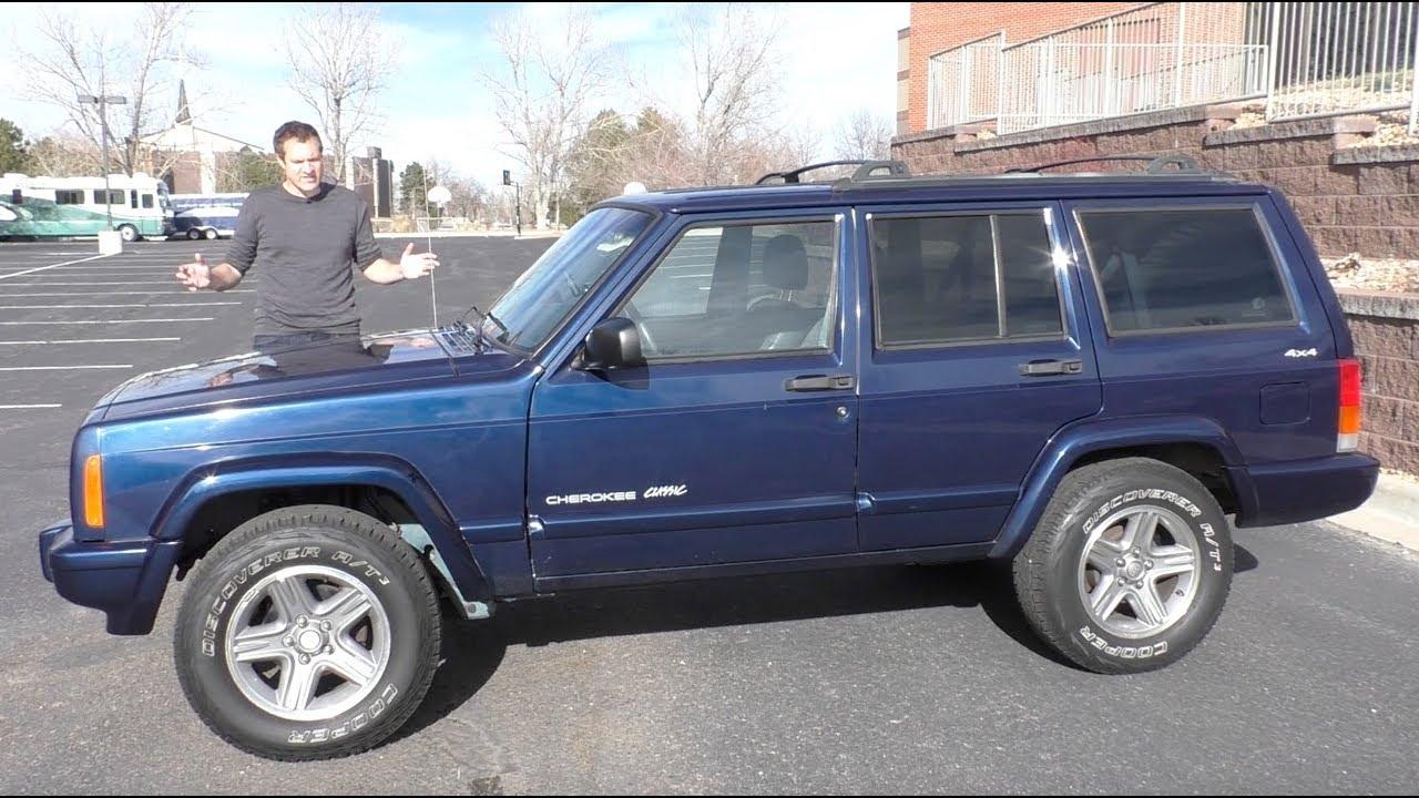 Jeep Cherokee Xj >> Here S Why Everyone Loves The Jeep Cherokee Xj Youtube