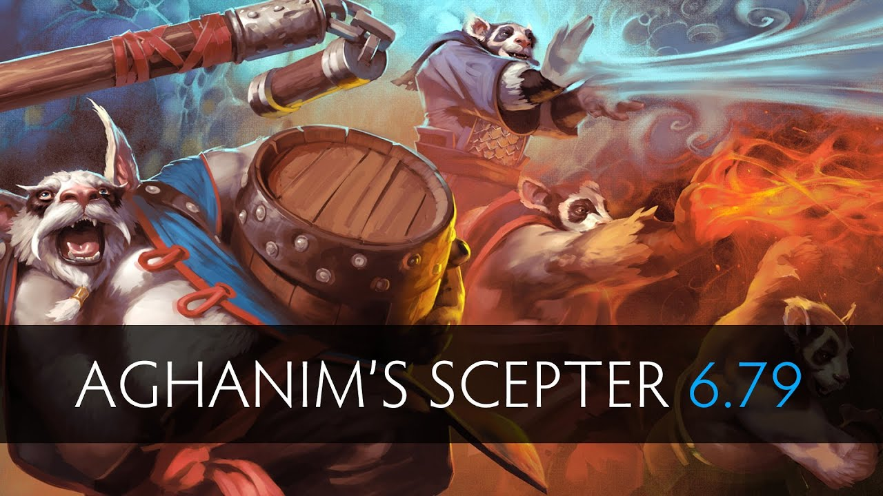 Dota 2 Aghanims Scepter Patch 679 Changes YouTube