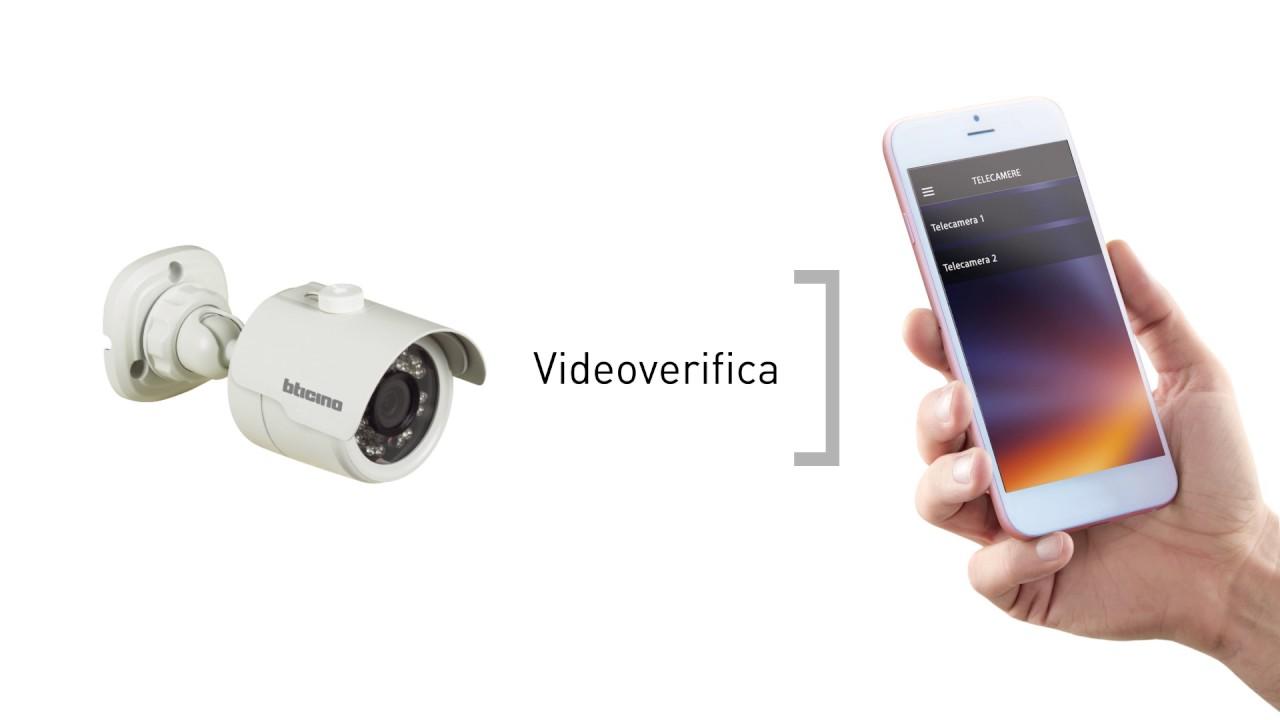Schema Collegamento Bticino 5860 : Nuovo antifurto filare. la soluzione professionale bticino youtube