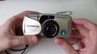 Обзор мыльницы OLYMPUS [mju:]-II ZOOM 80