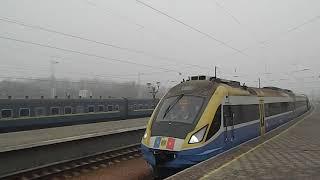 Прибытие первого модернизированного поезда Кишинев-Одесса на Одесский жд-вокзал.(, 2018-03-30T10:09:46.000Z)