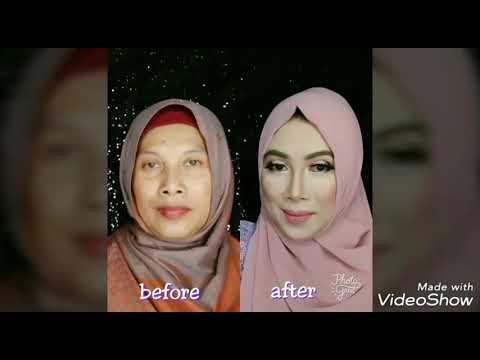 tutorial-make-up-40-keatas-(model-usia-52-thn)-menggunakan-produk-lokal