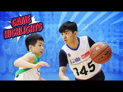 Jr. NBA: Amazing Plays At Singapore Camp. Are You Ready For Asia Qualifiers 2019?