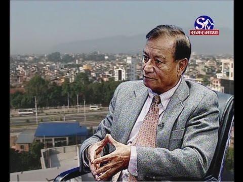 STV Chat With Keshar bahadur bhandari