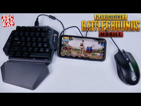 Main PUBG Mobile Pakai Mouse & Keyboard Indonesia, Gamesir Z2 Android