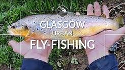 Urban Flyfishing in Glasgow's Southside