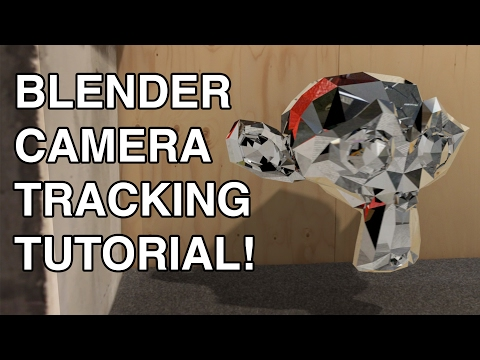 Blender Tutorial - Everything You NEED to Know About Camera Tracking!