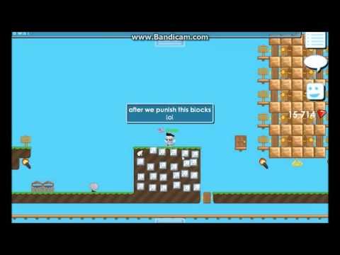 Growtopia Farming 4499 High Tech Blocks Youtube