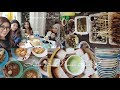 A Day in Dayang's Life #04 281018 | Cheat Day! Cousins Day Out, Boat Noodle and Seafood | DayangsVlo