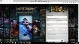 [Tutoriál] Jak stáhnout League Of Legends