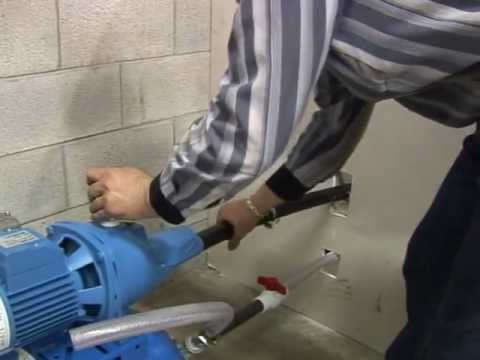 Burcam Pump Installation Guideline Youtube