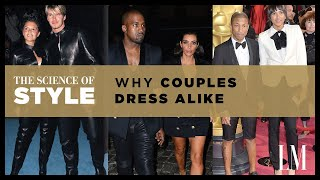 Why Couples Dress Alike | The Science of Style