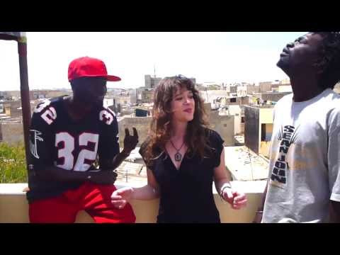 Out of My Head, 3-Version-Evolution.... blues to Senegalese Hip Hop!