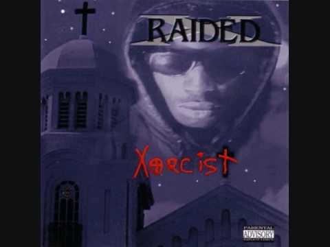 X-Raided; Witta Mask On