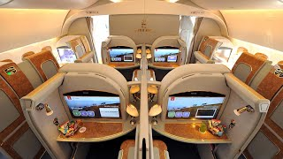 emirates a380 first class dubai to amsterdam lounge a trip report