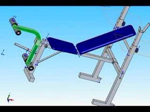 Banco de pesas youtube - Como hacer un gimnasio ...