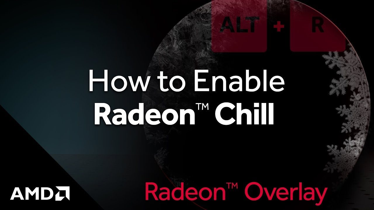 AMD Radeon™ Overlay   AMD