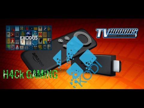 how to download kodi on firestick with exodus