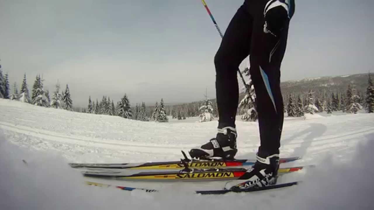 Salomon Equipe 10 Skate Pilot S Lab Pro Ii Youtube