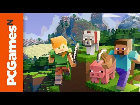 The best Minecraft maps | PCGamesN