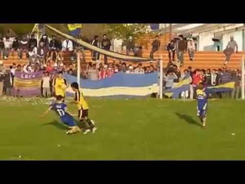 25 de Mayo. - LVF 2012  Argentinos - Juventud, gol de Juventud -