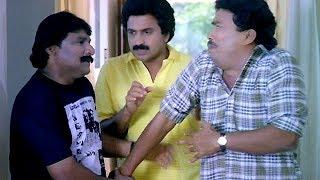 എനിക്കിട്ടു തന്നെ നമ്പര് ഇടാന് നോക്കല്ലേ...! | Jagadish , Siddique - Manthrikacheppu