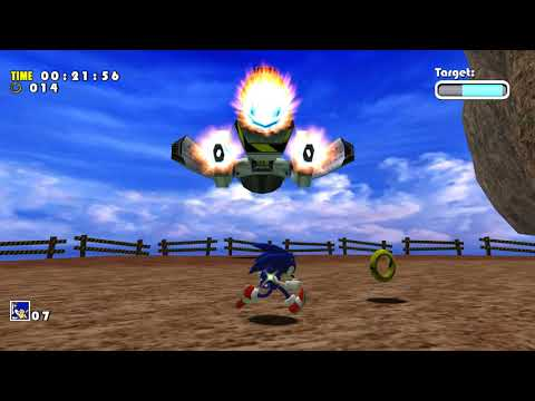 Sonic Adventure DX (PC) Adventure Mode