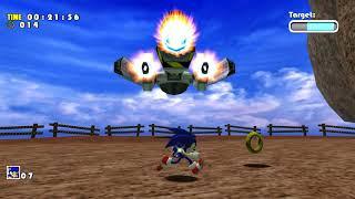 Sonic Adventure DX (PC) Adventure Mode