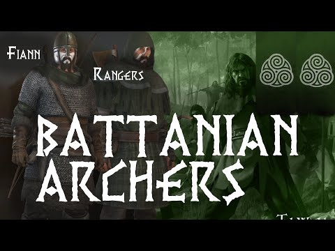 Battanian Archers | Mount & Blade 2 Bannerlord Beta Captain Mode Solos