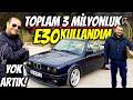 Bmw E30 Cabrio 320i | Hasta E30'cunun Son Durağı | M20b20