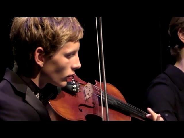 "12 Camena String Quartet–String Quartet No  14 ""Death and the Maiden"" Movement 1, Schubert"
