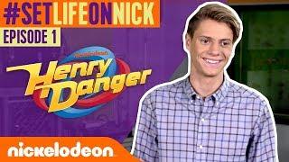 Henry Danger NEW Season 🎥 BTS Ep. 1 | #SetLifeOnNick