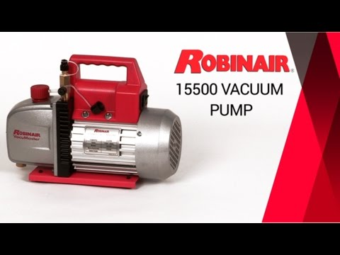 hqdefault robinair 15500 vacuum pump youtube Robinair 15500 Parts Breakdown at n-0.co