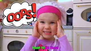Yummy Fruits and Vegetables + more Kids Songs and Videos with Five Kids