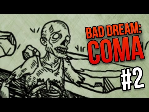 Bad Dream: Coma Part 2 ★ TASTY HAND - Let's Play Bad Dream: Coma (Full Playthrough)