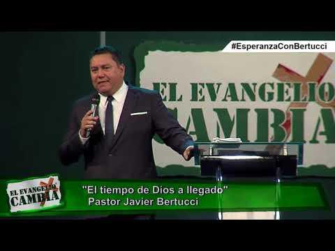 EN VIVO - Anuncio importante del Pastor Javier Bertucci
