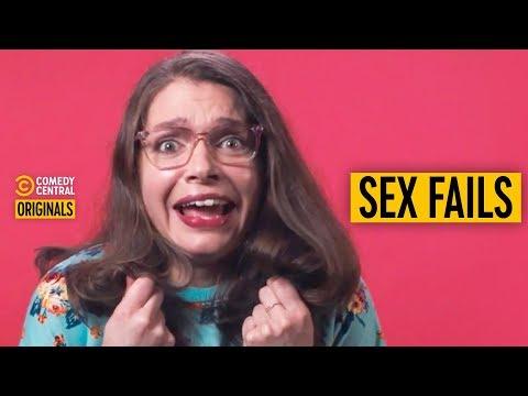 Brazilian Wax Disaster - Sex Fails (feat. Katie Hannigan)