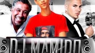 CHeb Khaled Fet pitboul Hiya Hiya By Dj Mamido